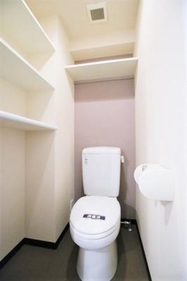 【トイレ】フェニックス練馬弐番館