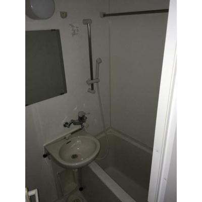 【浴室】ステージファースト本駒込Ⅱ