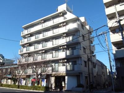 【外観】ライオンズマンション東長崎第参