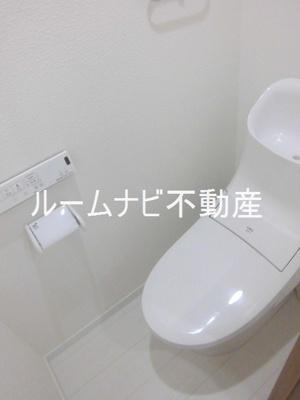 【トイレ】Grotta blu Komagome