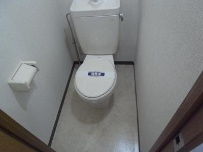 【トイレ】グランヴァン西落合