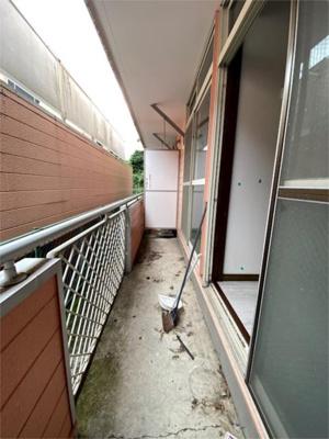 【バルコニー】サンクレール横浜B