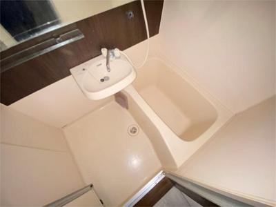 【浴室】サンクレール横浜B