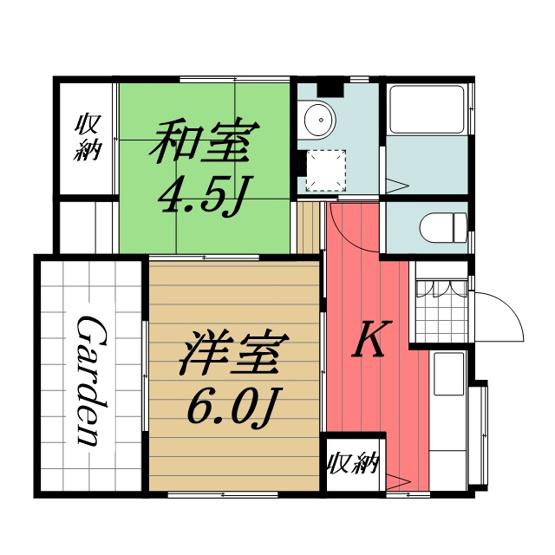 S・Eアパートメント