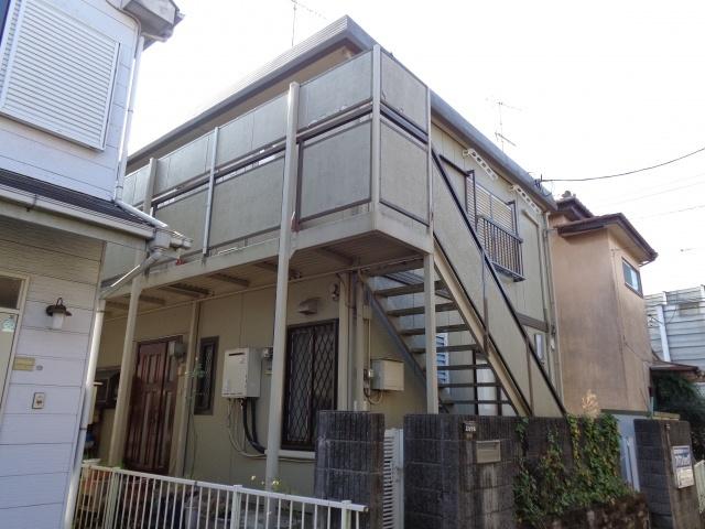 【外観】S・Eアパートメント