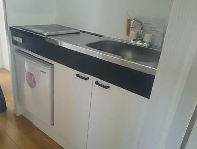 【キッチン】La mia casa 古淵