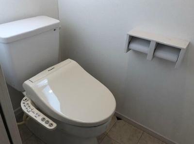 【トイレ】La mia casa 古淵