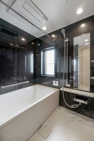 【浴室】オープンレジデンシア代々木上原