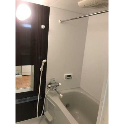 【浴室】ハーモニーテラス大杉町