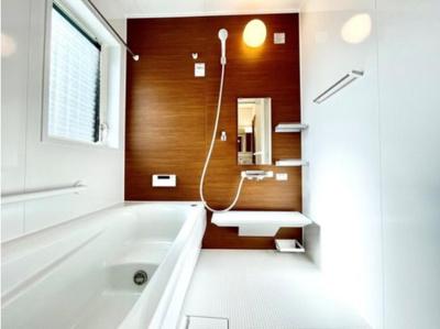 【浴室】堺市北区南花田町新築戸建 4号地(北八下小学校)