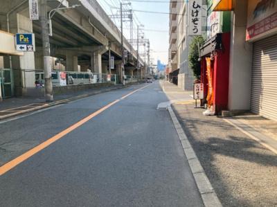 【周辺】足代新町貸事務所