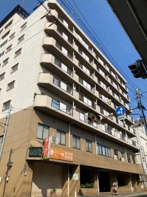 【外観】足代新町貸事務所
