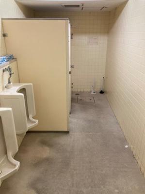 【トイレ】足代新町貸事務所