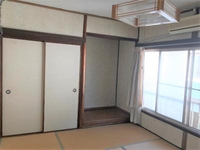 【和室】笹山町O邸貸家