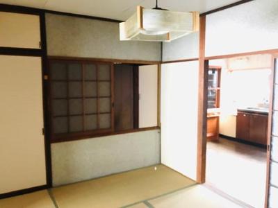 【内装】笹山町O邸貸家