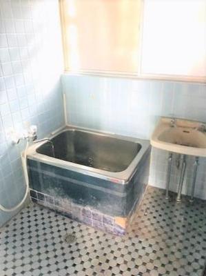 【浴室】笹山町O邸貸家