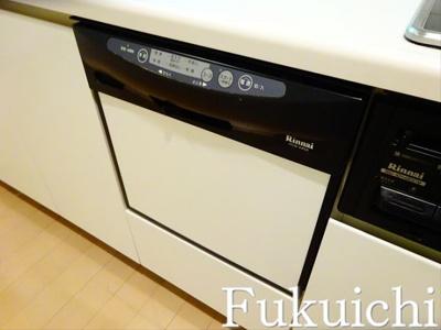 【キッチン】レジディアタワー中目黒