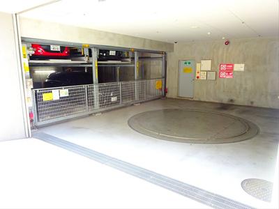 【駐車場】レジディアタワー中目黒
