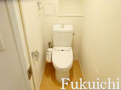 【トイレ】レジディアタワー中目黒