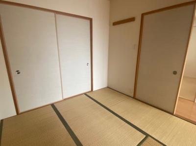 【和室】エル・セレーノウエホンマチレジデンス