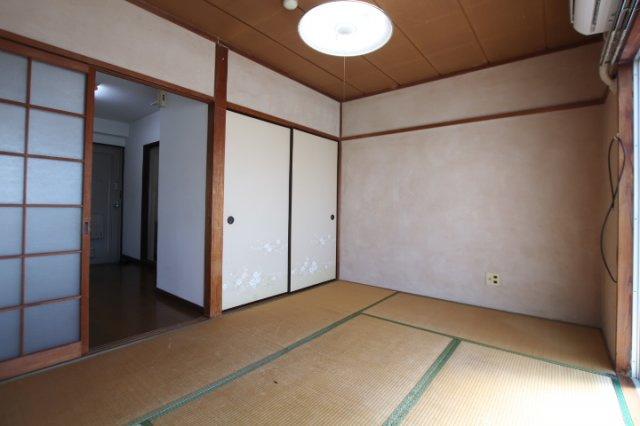 落ち着く和室があるお部屋