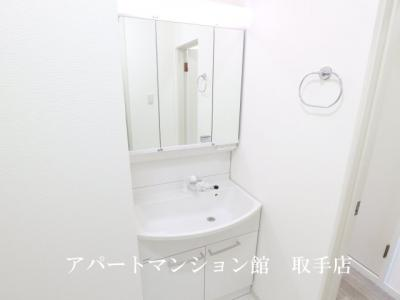 【独立洗面台】アパキャッスルA