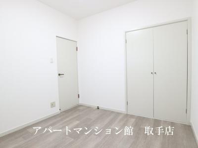 【洋室】アパキャッスルA