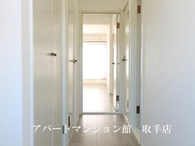 【内装】アパキャッスルA