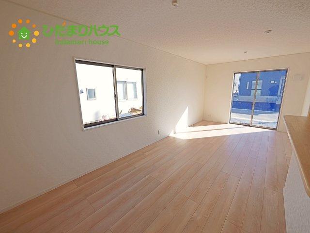 【完成予想図】土浦市都和第2 新築戸建 1号棟