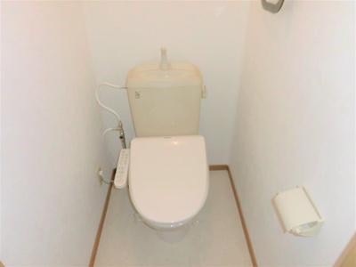 【トイレ】ウィンディア本今A棟