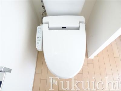 【トイレ】目黒第6コーポ