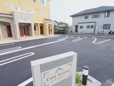 【駐車場】カーサ アヴェニュー