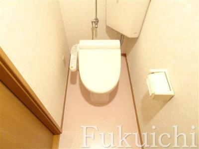 【トイレ】いすゞマンション(イスズ)