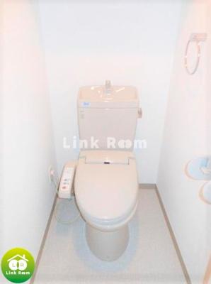 【トイレ】ガラ・ステージ森下