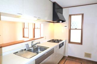 【キッチン】グランファミーロ リ・スタイル鷹の台