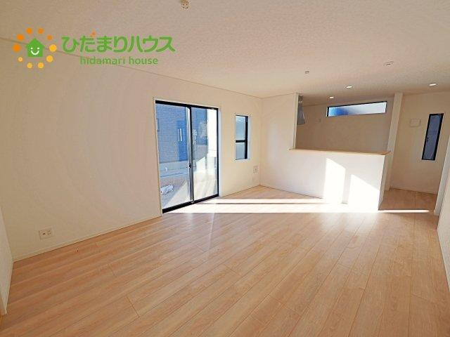 【完成予想図】土浦市都和第2 新築戸建 4号棟