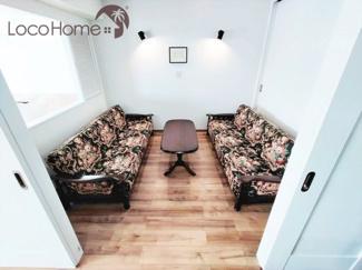 企業の福利厚生施設として使用中。家具・家電付きです!
