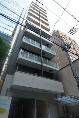 【外観】リップル南森町Ⅱ