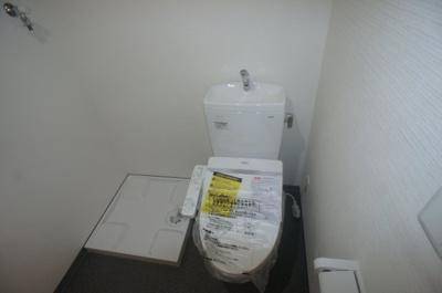 【トイレ】リップル南森町Ⅱ