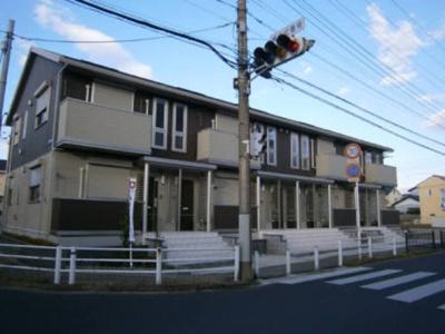 【外観】ボヌール新松戸 A棟