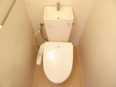 【トイレ】昭和ハイム