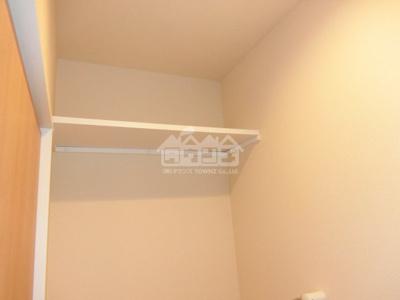 トイレの上棚・3426 Terrace 若宮
