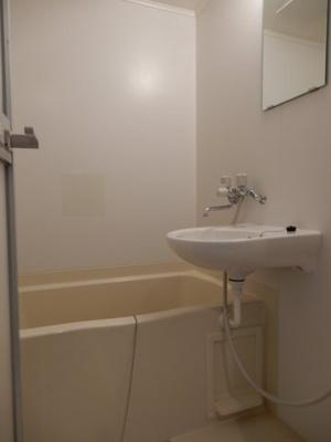 【浴室】サンフラワー千川