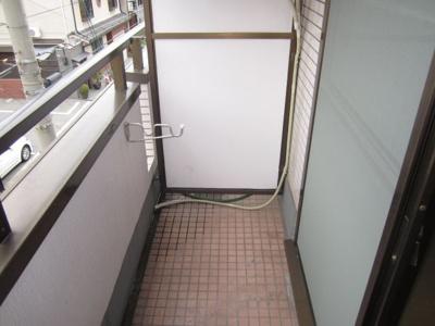 【バルコニー】宿院ピア2