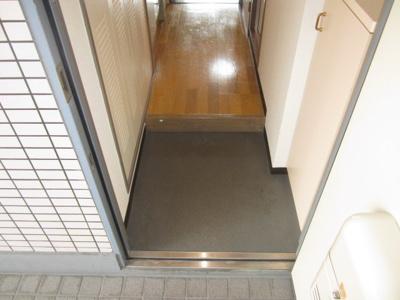 【玄関】宿院ピア2