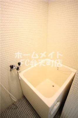 【浴室】市岡グランドビル 新館