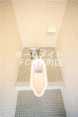 【トイレ】市岡グランドビル 新館