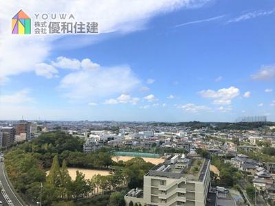 【展望】朝日プラザウエストヒル神戸B棟