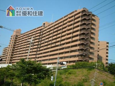 【外観】朝日プラザウエストヒル神戸B棟