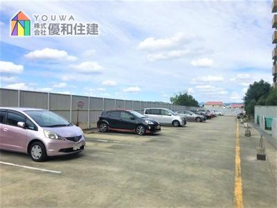【駐車場】朝日プラザウエストヒル神戸B棟